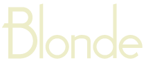 Smart Blonde Creative Logo